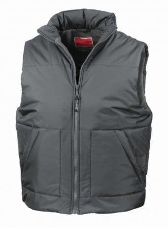 Mens Fleece Lined Body Warmer