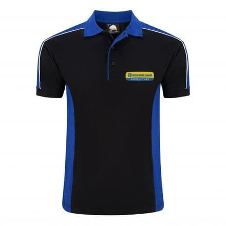 New Holland Contrast Polo Shirt