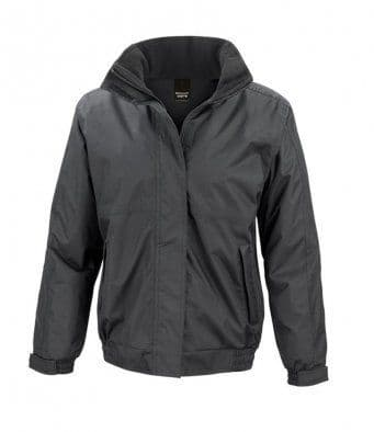 Womens Fleece Lined Waterproof Jacket