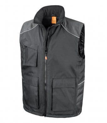 Workwear Heavy Duty Body Warmer