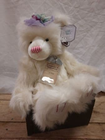 Collectable Silver Tag Limited Edition Bear... Lola