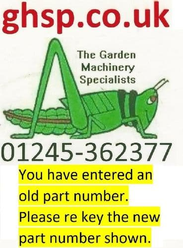 09830600 Please use new part number  09921900