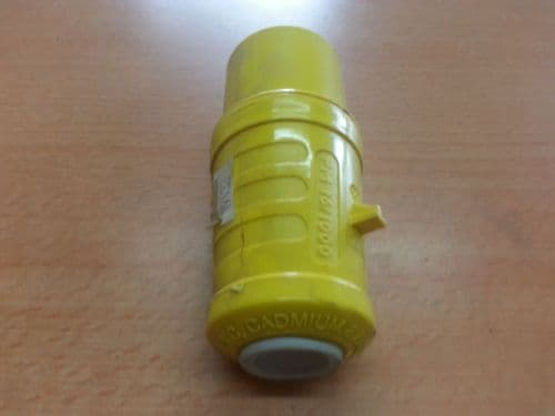 19433 Central Spares YELLOW GENERATOR PLUG A088