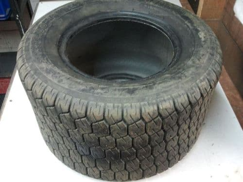 20X12.00X10PW Inner Tubes Tyres Wheels TYRE  (PART WORN) T-R