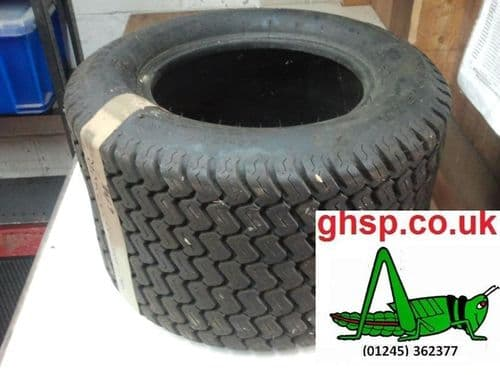 24X12.00X12PW Inner Tubes Tyres Wheels TYRE, 6PLY  (PART WORN) T-R