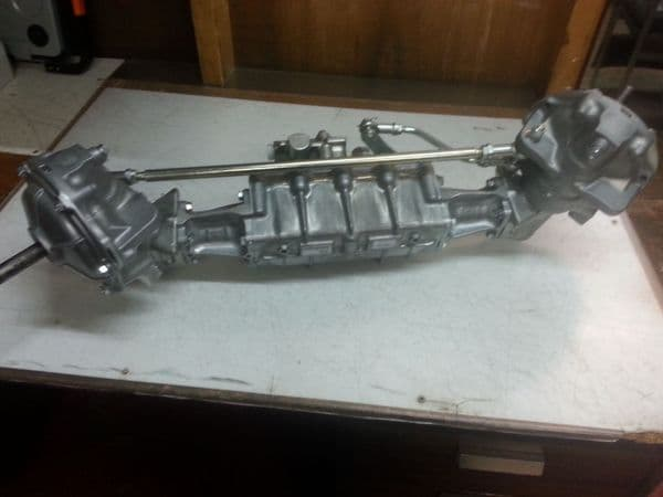 480000100 Countax 4WD FRONT AXLE ASSY KXH7N-HFWD T-R
