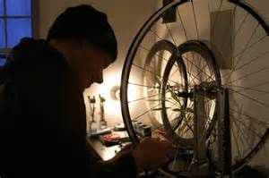 Kinetic-One Wheelset Servicing & Parts Replacement