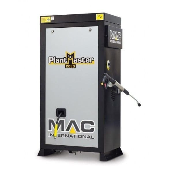 MAC Cold Plantmaster 12/100 - 240V - Cold Water Pressure Washer