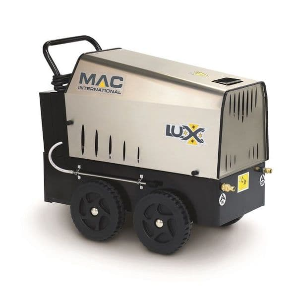 MAC Lux 11/100 Auto Hot water pressure washer - 240v
