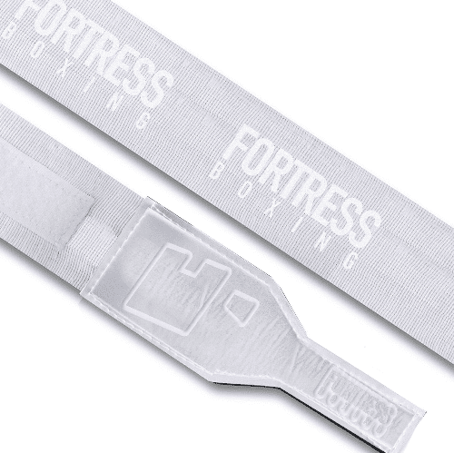 Fortress 2m Stretch Hand Wraps - White