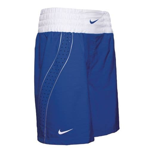 Nike Boxing Shorts - Blue/White