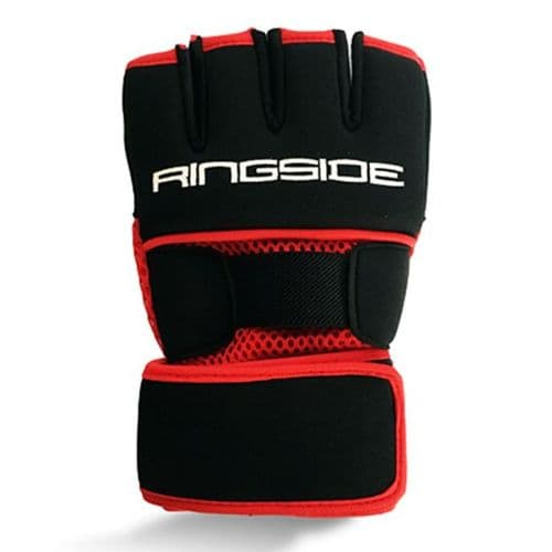 Ringside Super Pro Gel Hand Wraps - Red