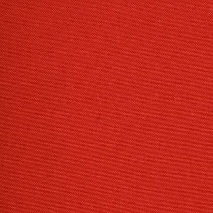 Plain Red Outdoor Dralon Fabric