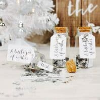 A Little Jar of Christmas Wishes