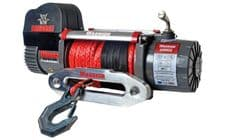 12000LB WARRIOR SAMARAI V2 WINCH -SYNTHENIC ROPE