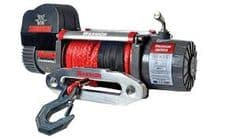 8000LB WARRIOR SAMARAI v2 WINCH-SYNTHENIC ROPE