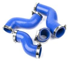 DISCOVERY 2 TD5 TERRAFIRMA TURBO AND INTER COOLER BLUE SILICONE HOSE KIT TF723