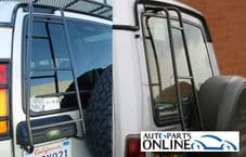 LAND ROVER DISCOVERY 1 / 2 - REAR DOOR LADDER