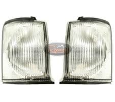 Land Rover Discovery 2 (1998-2002)- CLEAR INDICATOR -PAIR
