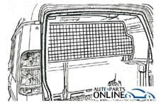 LAND ROVER DISCOVERY 2 (1998-2004) - DOG GUARD