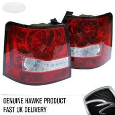 Range Rover Sport 2005-2010 - HAWKE - LED Red Rear Brake Lights