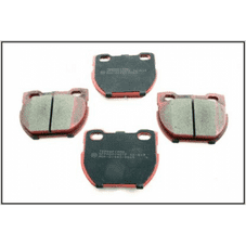 SFP000280TF DEFENDER 110/130 REAR BRAKE PADS UP TO 2002 (NON-PUMA/TD5)