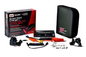 SMART START CHARGER, POWER PACK & JUMP STARTER (500 AMP) FOR MOBILE DEVICES