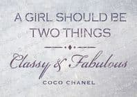 Chanel Quote No.1