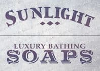 Crate Sunlight Soap