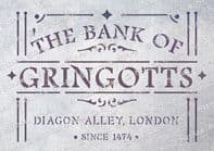 Hogwarts Gringotts Bank