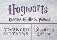 Hogwarts Mix No1