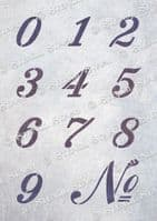 Numbers French