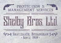 Peaky Blinders Shelby Ltd