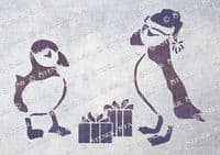 Puffins Christmas