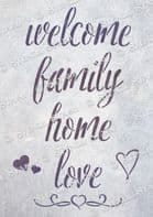 Welcome & Hearts