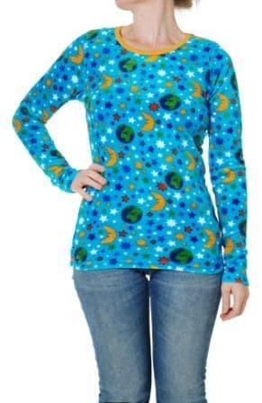 Duns Atoll Mother Earth Velour Adult Top