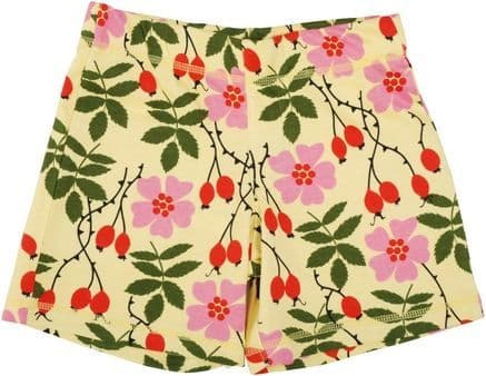 Duns Rosehips Short Pants