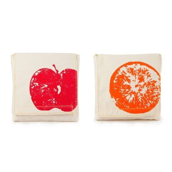 Fluf Snack Packs Apples & Oranges
