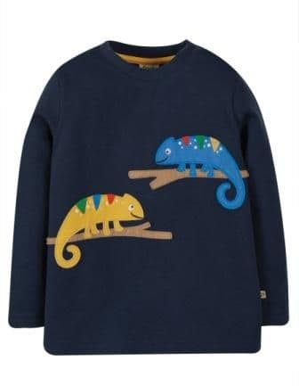 Frugi Chameleon Adventure Top