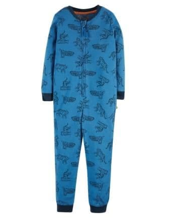 Frugi Cobalt Tigers Zennor All in One