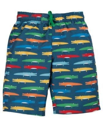Frugi Crocs Board Shorts