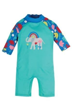 Frugi Elephant Little Sun Safe Suit