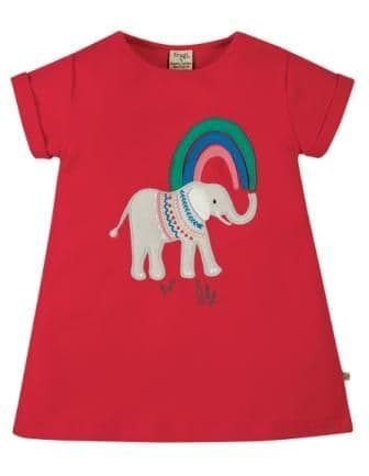 Frugi Elephant Sophie Applique Top