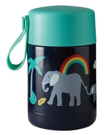 Frugi Elephant Yummy Insulated Food Flask