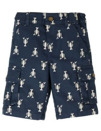 Frugi Lobster Explorer Shorts