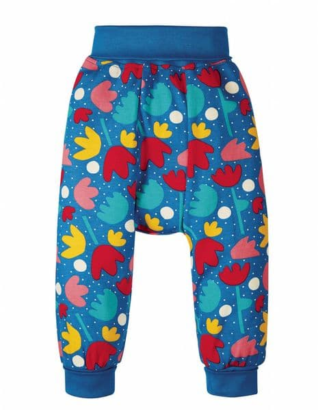 Frugi Lotus Bloom Parsnip Pants