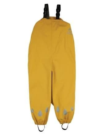 Frugi Puddle Buster Trousers Bumble Bee
