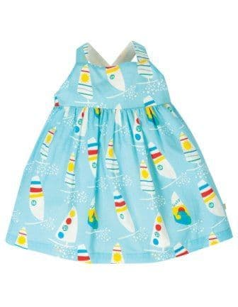 Frugi Ride the Waves Jess Party Dress