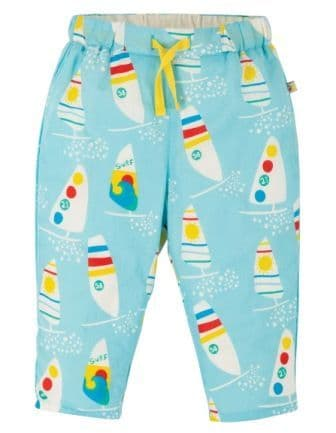 Frugi Ride the Waves River Pull Ups