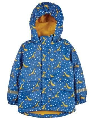 Frugi Runner Ducks Puddle Buster Coat